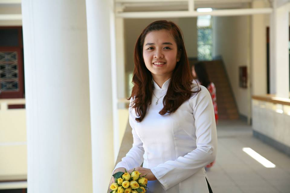 Nguyễn Thị Thùy Linh - Cô cán bộ đoàn tài năng