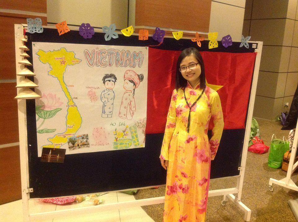 Nguyễn Thùy Linh - Học bổng 100% ĐH De Montfort
